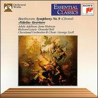 Beethoven: Symphony No. 9; Fidelio Overture - Adele Addison (soprano); Donaldson Bell (baritone); Jane Hobson (mezzo-soprano); Richard Lewis (tenor); Cleveland Orchestra;...