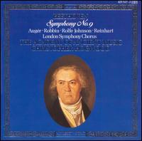 Beethoven: Symphony No. 9 - Anthony Rolfe Johnson (tenor); Arleen Augér (soprano); Catherine Robbin (contralto); Gregory Reinhart (bass); London Symphony Chorus (choir, chorus); Academy of Ancient Music; Christopher Hogwood (conductor)