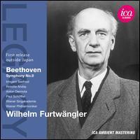 Beethoven: Symphony No. 9 - Anton Dermota (tenor); Irmgard Seefried (soprano); Paul Sch�ffler (bass baritone); Rosette Anday (mezzo-soprano);...