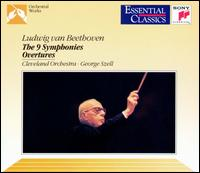 Beethoven: The 9 Symphonies; Overtures - Adele Addison (soprano); Donaldson Bell (baritone); Jane Hobson (mezzo-soprano); Richard Lewis (tenor); Cleveland Orchestra;...