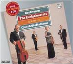 Beethoven: The Early Quartets - Op. 18, Nos. 1-6 - Quartetto Italiano