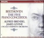 Beethoven: The Five Piano Concertos - Alfred Brendel (piano); Chicago Symphony Orchestra; James Levine (conductor)