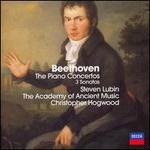 Beethoven: The Piano Concertos; 3 Sonatas