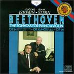 Beethoven: The Sonatas for Piano & Violin, Vol. 2