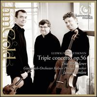 Beethoven: Triple Concerto, Op. 56 - Anja Harteros (soprano); Konrad Beikircher; Gürzenich Orchestra of Cologne; James Conlon (conductor)