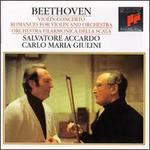 Beethoven: Violin Concerto; Romances for Violin & Orchestra
