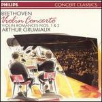 Beethoven: Violin Concerto; Violin Romances Nos. 1 & 2