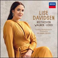Beethoven, Wagner, Verdi - Lise Davidsen (soprano); Pieter Schoeman (violin); Rosalind Plowright (mezzo-soprano); London Philharmonic Orchestra;...