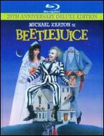 Beetlejuice [Blu-ray] [20th Anniversary Edition] [Digi Book Packaging] - Tim Burton