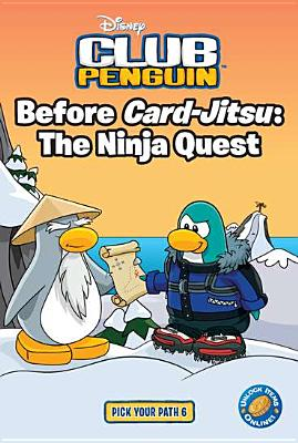 Before Card-Jitsu: The Ninja Quest - West, Tracey