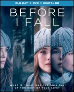 Before I Fall [Includes Digital Copy] [Blu-ray/DVD] [2 Discs]