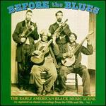 Before the Blues, Vol. 1: The Early American Black Music Scene