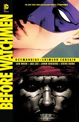 Before Watchmen: Ozymandias/Crimson Corsair - Wein, Len