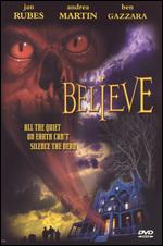 Believe - Robert Tinnell