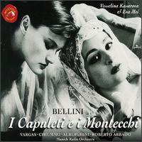 Bellini: I CAPULETI E I MONTECCHI - Eva Mei (soprano); Ramón Vargas (tenor); Simone Alberghini (bass); Umberto Chiummo (vocals); Umberto Chiummo (bass);...
