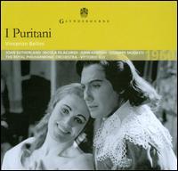 Bellini: I Puritani - David Ward (bass); Ernest Blanc (baritone); Giuseppe Modesti (tenor); Joan Sutherland (soprano); John Kentish (tenor);...