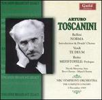 Bellini: Norma; Verdi: Te Deum; Boito: Mefistofele