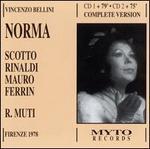 Bellini: Norma - Agostino Ferrin (vocals); Ermanno Mauro (vocals); Giancarlo Turati (vocals); Giuseppina Arista (vocals);...