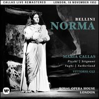 Bellini: Norma - Ebe Stignani (vocals); Giacomo Vaghi (vocals); Joan Sutherland (vocals); Maria Callas (vocals); Mirto Picchi (vocals);...