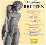 Benjamin Britten performs Benjamin Britten