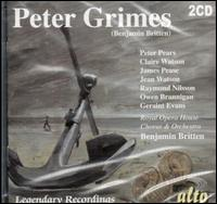 Benjamin Britten: Peter Grimes - Claire Watson (vocals); David Kelly (vocals); Geraint Evans (vocals); Iris Kells (vocals); James Pease (vocals);...