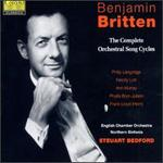 Benjamin Britten: The Complete Orchestral Song Cycles