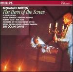 Benjamin Britten: The Turn of the Screw - Ava June (vocals); Heather Harper (vocals); Helen Donath (soprano); Lillian Watson (soprano); Michael Ginn (vocals);...