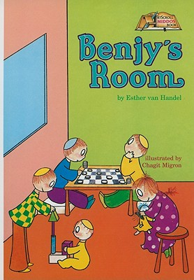 Benjy's Room - Van Handel, Esther