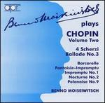 Benno Moiseiwitsch plays Chopin, Vol. 2