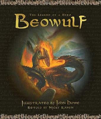 Beowulf - Raven, Nicky (Retold by)