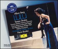 Berg: Lulu - Franz Mazura (vocals); Georges Pludermacher (piano); Gerd Nienstedt (vocals); Hanna Schwarz (vocals);...