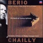 Berio: Orchestral Transcriptions