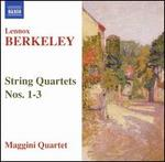 Berkeley: String Quartets Nos. 1-3