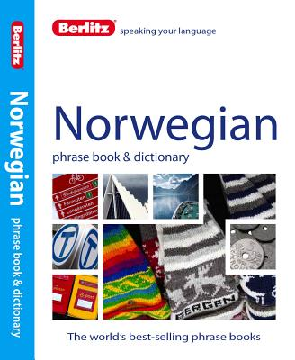 Berlitz Language: Norwegian Phrase Book & Dictionary - APA Publications Limited