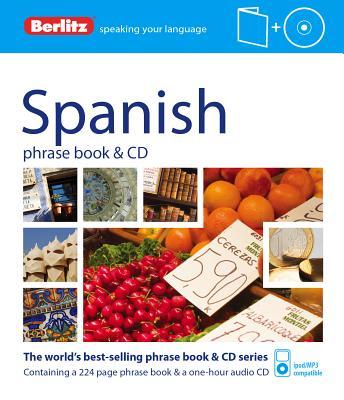 Berlitz: Spanish Phrase Book & CD -
