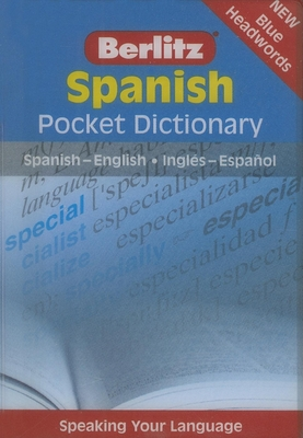 Berlitz Spanish Pocket Dictionary: Spanish-English/Ingles-Espanol - Berlitz Guides (Creator)