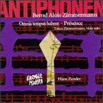 Bernd Alois Zimmerman: Antiphonen