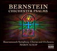 Bernstein: Chichester Psalms - Elizabeth Franklin-Kitchen (soprano); Jeremy Budd (tenor); Paul Charrier (bass); Thomas Kelly (treble);...