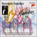 Bernstein Favorites: Marches