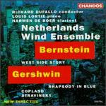 Bernstein: West Side Story; Gershwin: Rhapsody in Blue