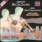 Bernstein: West Side Story Suite; Weill: Kleine Dreigroschenmusik