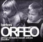 Bertoni: Orfeo
