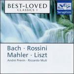 Best-Loved Classics 1 - Andrea Lucchesini (piano); Geoffrey Parsons (piano); Janet Baker (mezzo-soprano); Linde Consort; Lionel Rogg (organ);...