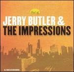 Best of Jerry Butler & the Impressions [Curb 2005]