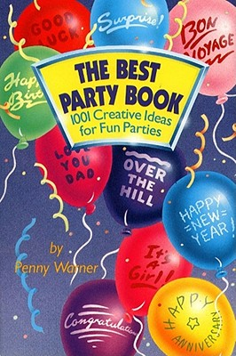 Best Party Book - Warner, Penny