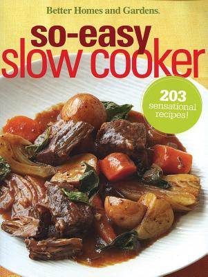 Better Homes and Gardens So-Easy Slow Cooker - Better Homes and Gardens