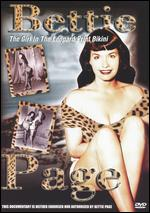 Bettie Page: The Girl in the Leopard Print Bikini -