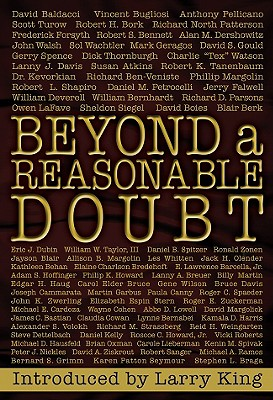 Beyond a Reasonable Doubt - King, Larry (Editor)