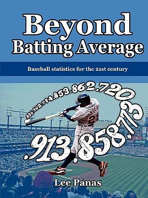 Beyond Batting Average - Panas, Lee