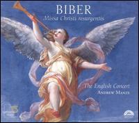 Biber: Missa Christi resurgentis - The English Concert (chamber ensemble); Choir of the English Consort (choir, chorus)